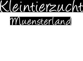 Kleintierzucht Münsterland
